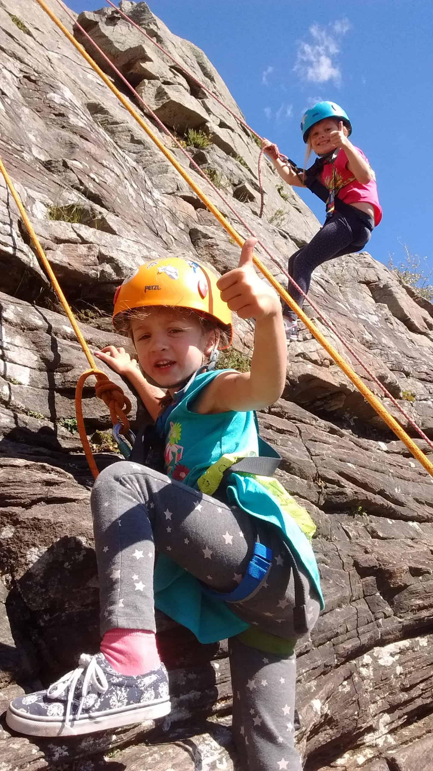 #1 Rock Experience, Intro to Rock Climbing   Alpine Air ...